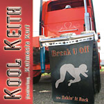 "Kool Keith+KutMasta Kurt - Break U Off 12"" Single"
