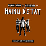Haiku D'Etat - Coup De Theatre CD+DVD