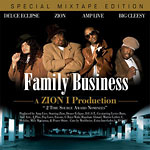 Zion I - Family Business Mixtape CD