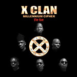 "X Clan Millenium Cipher - The One 12"" Single"