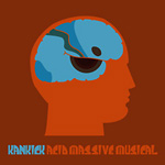 "Kankick - Acid Massive Musical Pt 1 12"" EP"