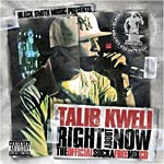 Talib Kweli - Right About Now CD