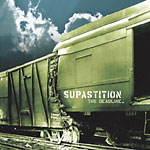 Kam Moye (Supastition) - The Deadline CD EP