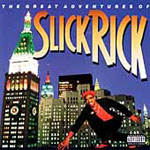 Slick Rick - The Great Adventures Of CD