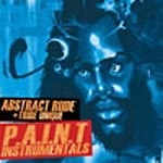 Abstract Tribe Unique - PAINT Instrumentals CD