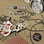 DJ Format - A Right Earful CD