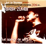 Zumbi (Zion I) - Science of Breath Mixtape CDR