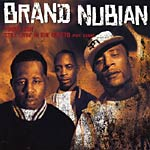 "Brand Nubian - Young Sun 12"" Single"