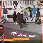 KMD - Mr Hood 2xLP
