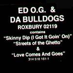 Edo G - Roxbury 02119 2xLP