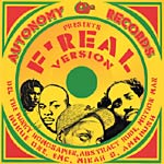 """Del the Funky Homosapien - F'Real 12"""" Single"""