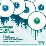 "Emanon (Exile+Aloe Blacc) - I Remember 7"" Single"