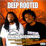 Deep Rooted - A New Beginning CD