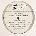 "Godfather Don+Kool Keith - Cenubites 12"" EP"