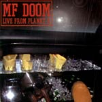 MF Doom - Live From Planet X CD