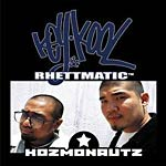 Key-Kool & Rhettmatic - Kozmonautz CD