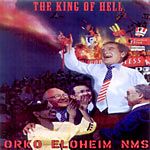 Orko Eloheim - The King of Hell CDR