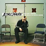 Atmosphere - You Can't Imagine... CD
