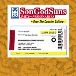SonGodSons - Over The Counter Culture CD
