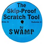 DJ Swamp - Skip-Proof Scratch Tool 2 2xLP