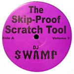 DJ Swamp - Skip-Proof Scratch Tool 3 2xLP