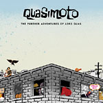 Quasimoto - The Further Adventures of CD