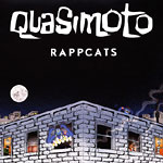 "Quasimoto - Rappcats 12"" Single"