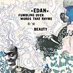 "Edan - Fumbling Over Words 12"" Single"