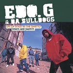 Edo G & Da Bulldogs - Life Of A Kid In Ghetto 2xLP