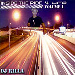 DJ Rilla - Inside the Ride 4 Life v1 CDR