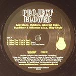 "Project Blowed - Who the F*ck Is You? 12"" Single"