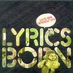 Lyrics Born - Same !@#$ Different Day CD