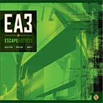The Escape Artists - EA3 CD