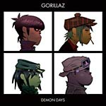 Gorillaz - Demon Days CD