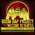 Boom Bap Project - Welcome To Seattle CDR