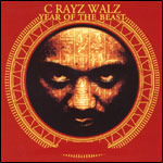 C-Rayz Walz - Year of the Beast CD+DVD