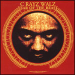 C-Rayz Walz - Year of the Beast 2xLP