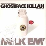 "Ghostface Killah - Milk 'Em 12"" Single"