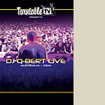 Q-Bert - Live Australia-Asia DVD