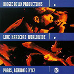 Boogie Down Productions - Live Hardcore Worldwide 2xLP