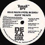 "De La Soul - Millie Pulled a Pistol... 12"" Single"