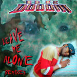 "Dr. Dooom (Kool Keith) - Leave Me Alone-PBWolf Rmx 12"" Single"