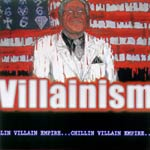 CVE - Villainism CD