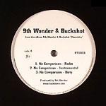 "9th Wonder & Buckshot - No Comparison 12"" Single"
