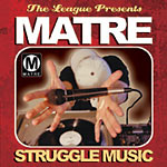 Matre - Struggle Music CD