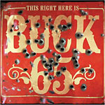 Buck 65 - This Right Here Is 2xLP