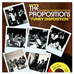 The Propositions - Funky Disposition 2xCD