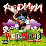 Redman - Red Gone Wild 2xLP